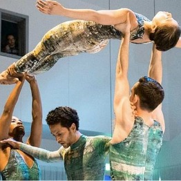Ballet Rambert at Sadlers Wells