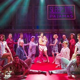 The Pajama Game at The Shaftesbury