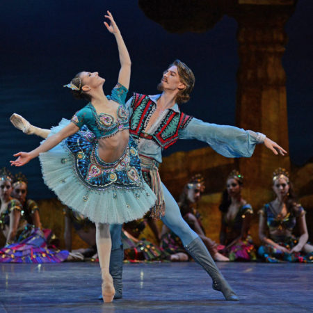 ENB's production of Le Corsaire