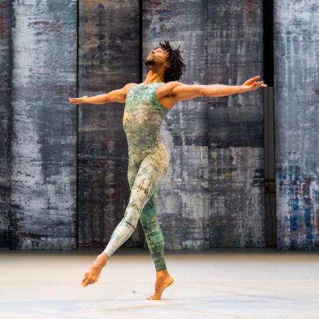 The Cunningham Event at Rambert Dance Company